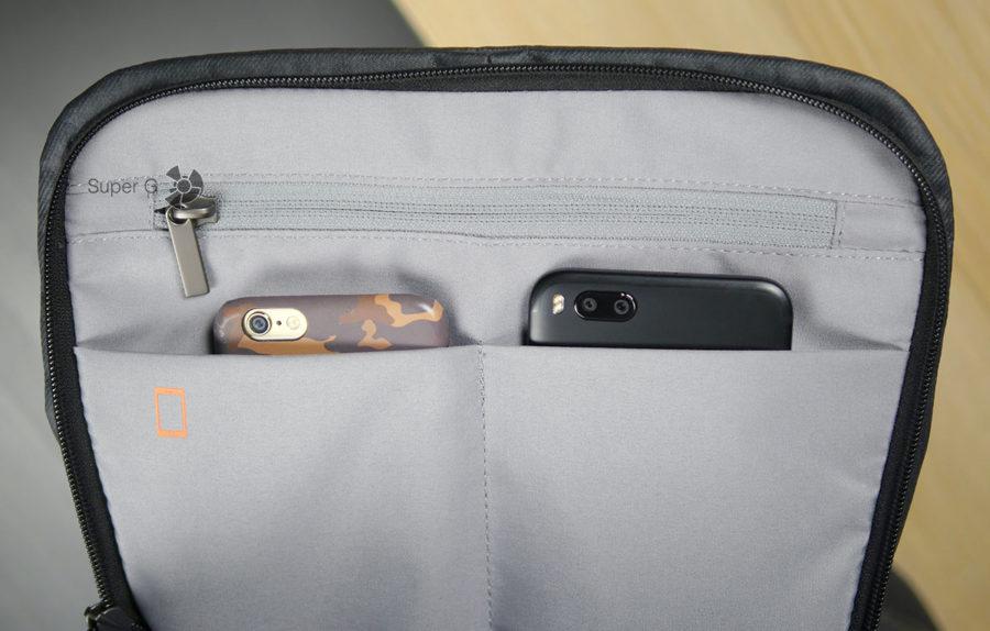 Отделение Xiaomi Mi Business Travel Bag для смартфонов