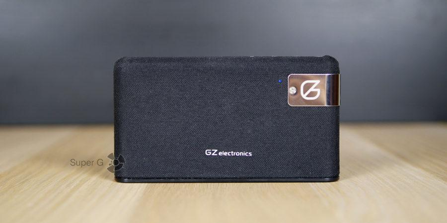 Тестирование колонки GZ electronics LoftSound GZ-55