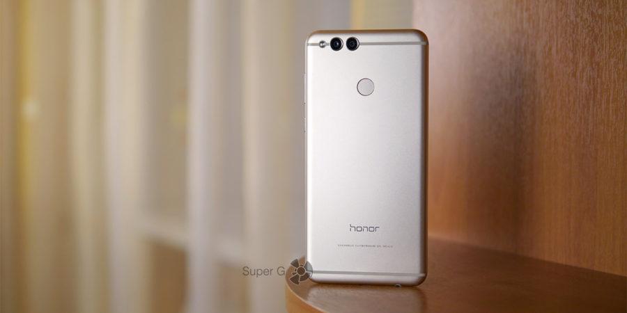 Цена Honor 7X