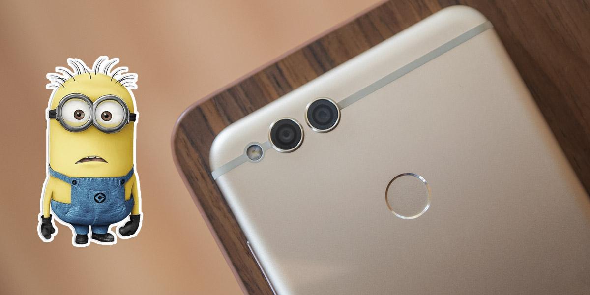 Обзор смартфона Honor 7X