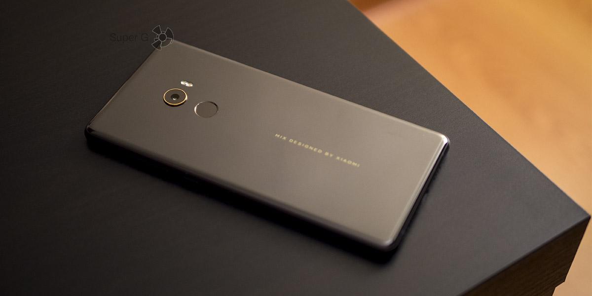 Лучшая цена Xiaomi Mi MIX 2