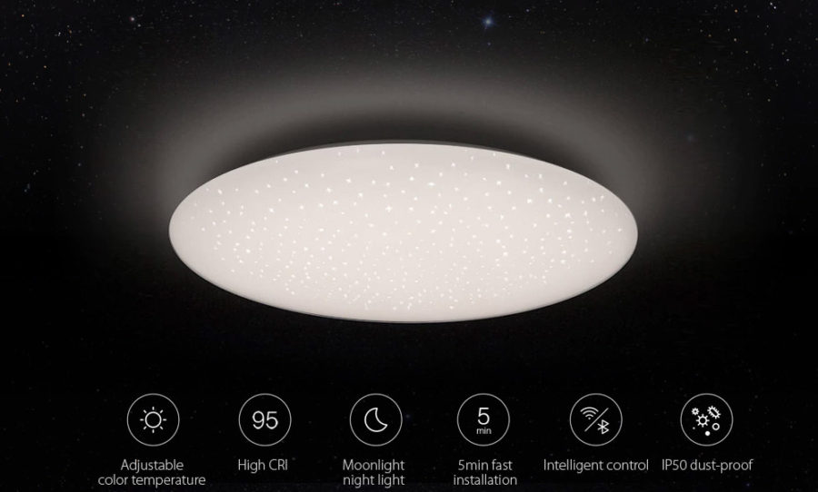 Xiaomi Yeelight JIAOYUE 450 LED Ceiling Light