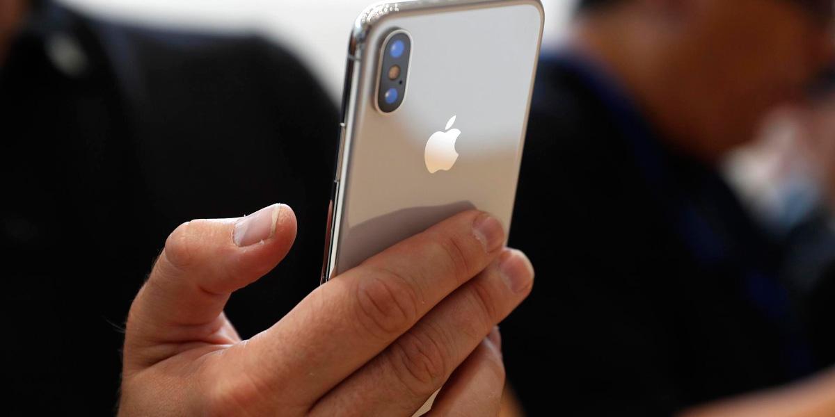 iPhone X ремонт