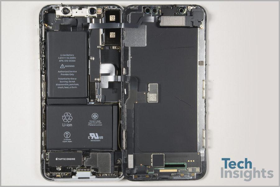 iPhone X комплектующие