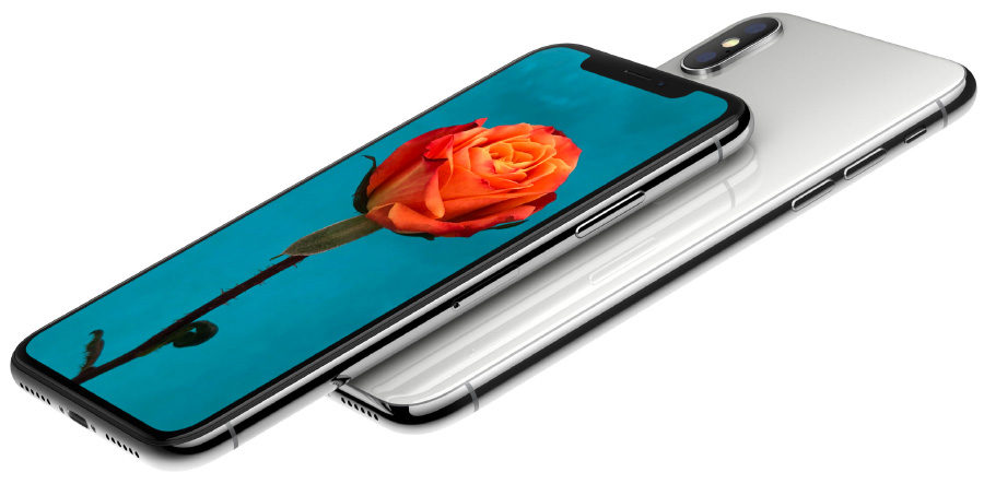 iPhone X замена экрана