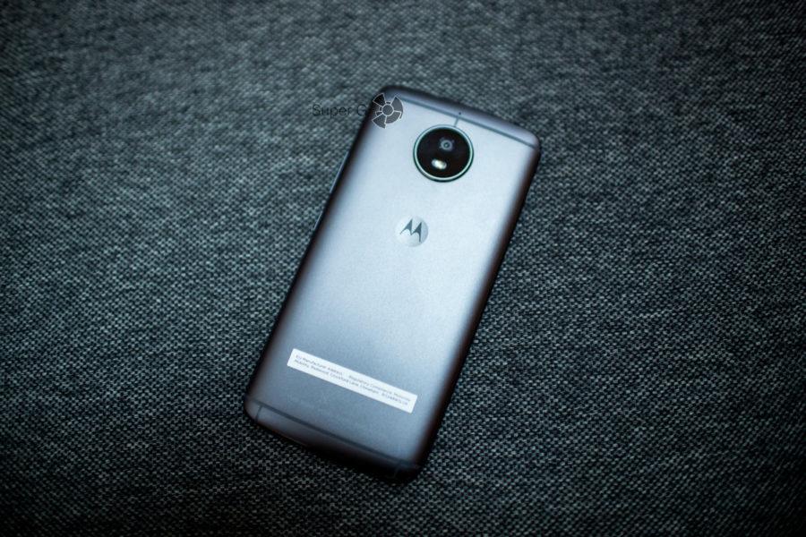 Moto G5s фото