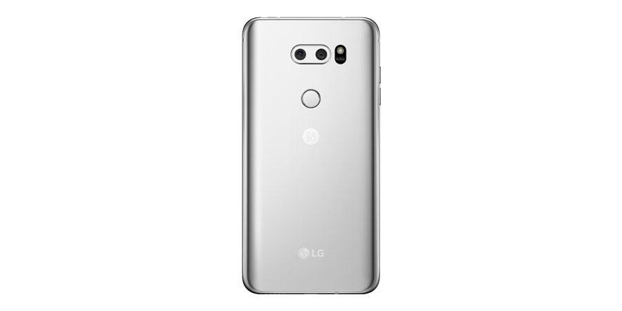 LG V30 Plus серебристый