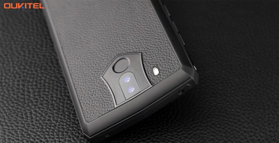 OUKITEL K10 первые известные характеристики смартфона