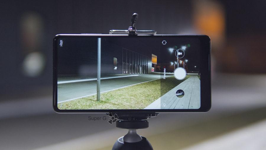 Xiaomi Mi MIX 2 умеет снимать в соотношении сторон 18:9
