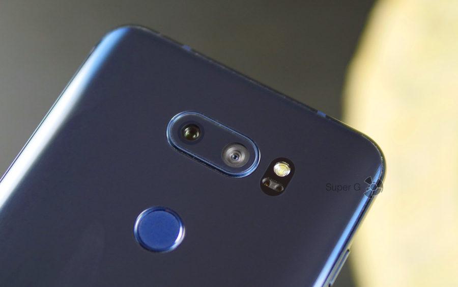 Тестирование камер LG V30+
