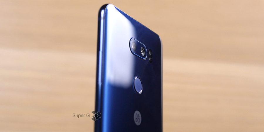 Отзывы о LG V30+