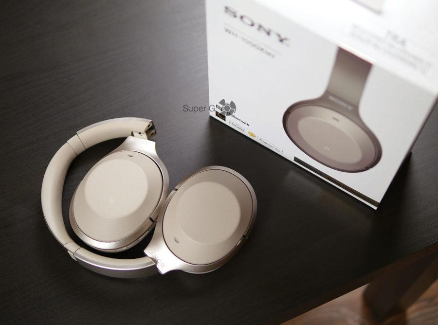 Коробка из-под Sony WH-1000XM2