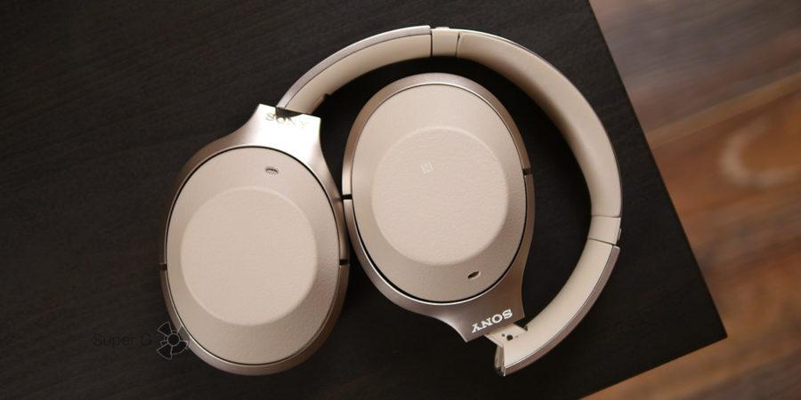 Наушники Sony WH-1000XM2 могут удобно складываться