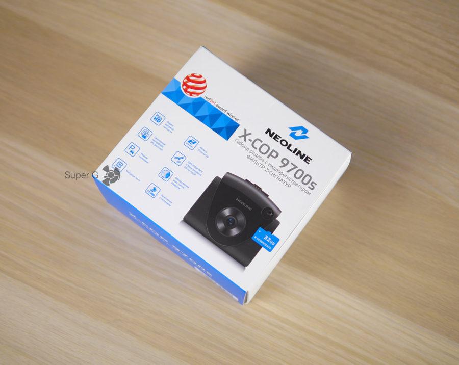 Коробка Neoline X-COP 9700s