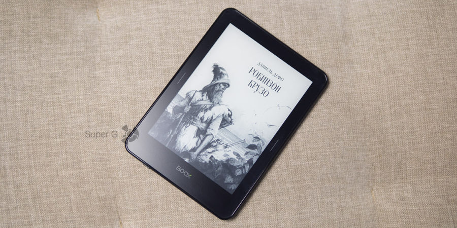 Купить электронную книгу ONYX BOOX Robinson Crusoe 2