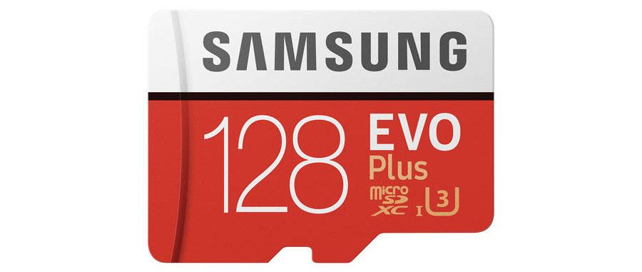 Samsung Micro SD UHS-I U3 128 ГБ