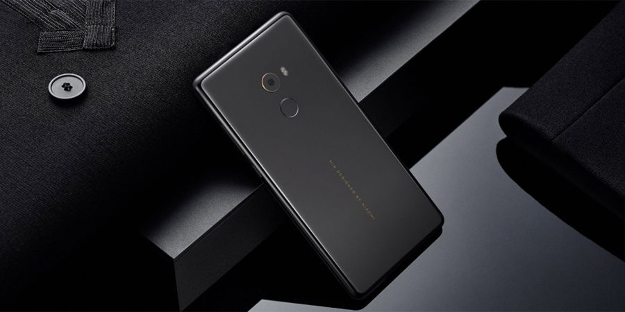 Xiaomi Mi MIX 2 ceramic edition price