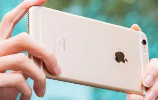 iPhone 6s батарея