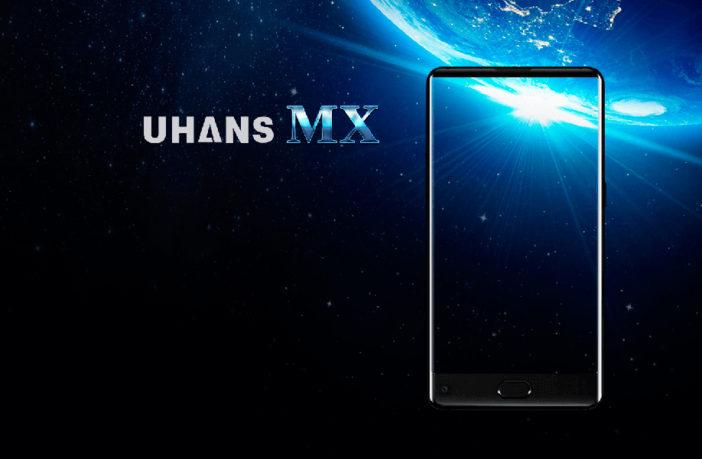 UHANS MX характеристики