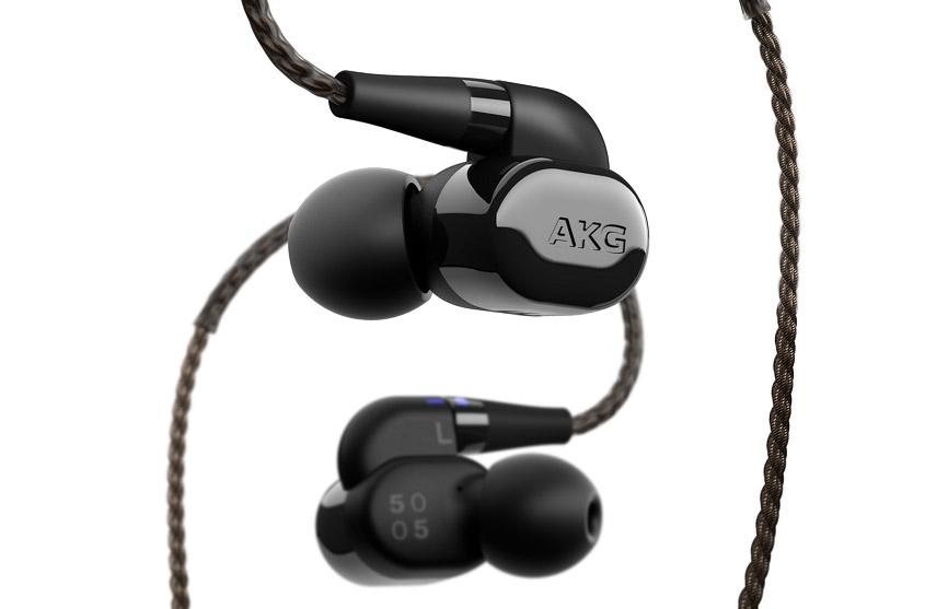 Наушники AKG N5005