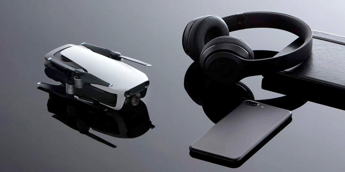 Новый дрон DJI Mavic Air и его отличия от Mavic Pro