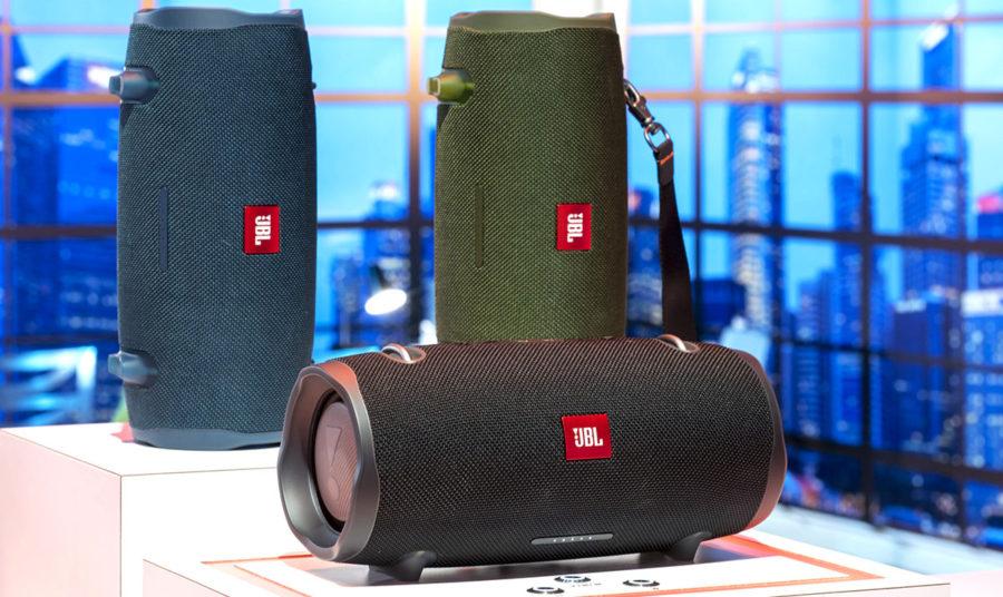 JBL Xtreme 2 портативная акустика колонка