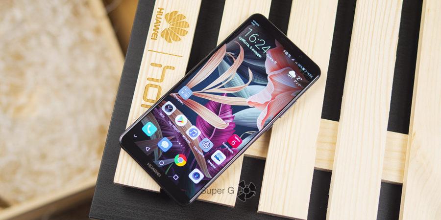 Отзывы о смартфоне Huawei Mate 10 Pro