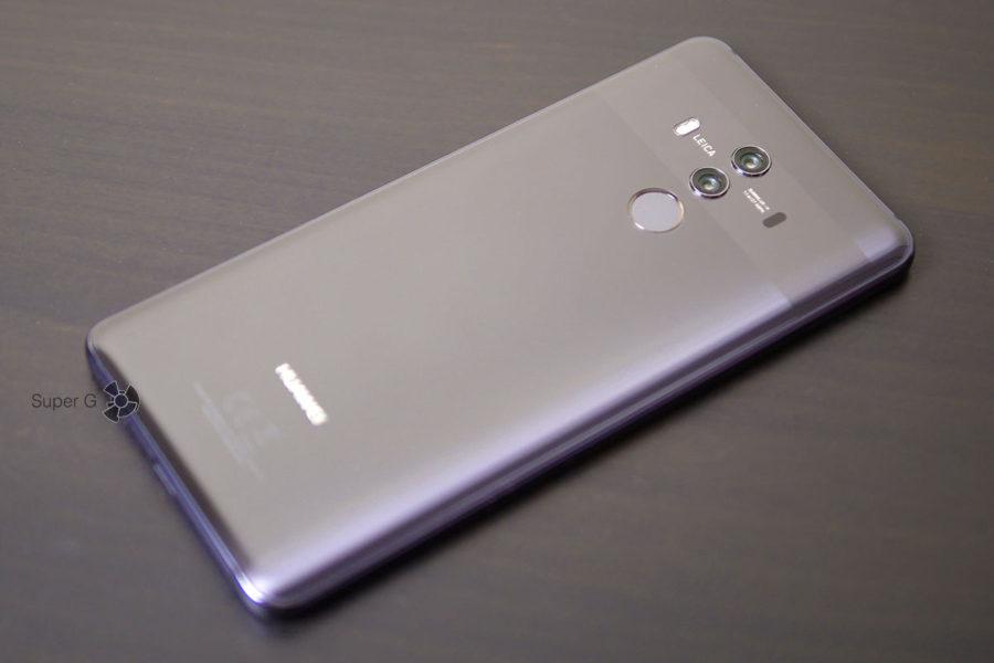 Huawei Mate 10 Pro без чехла