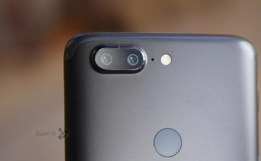 Камеры OnePlus 5T и качество съёмки