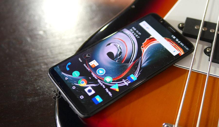 Цена OnePlus 5T