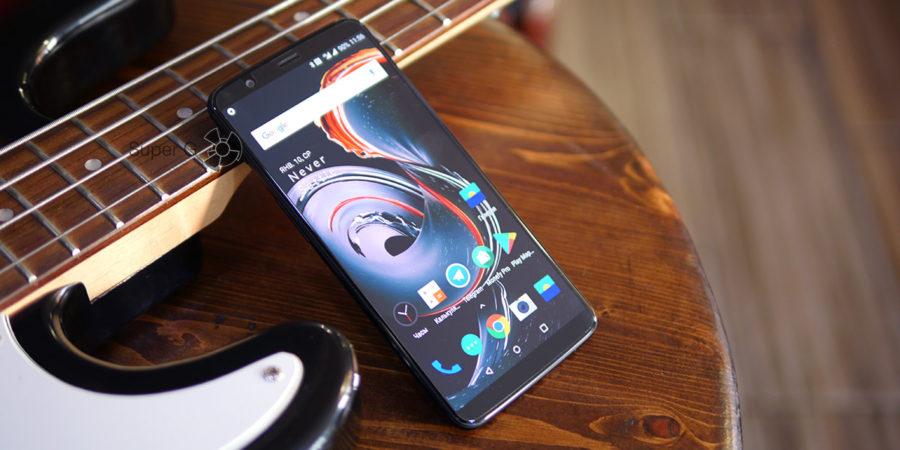 Обзор американской версии OnePlus 5T