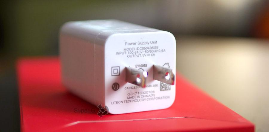 Зарядное устройство Dash Charge для OnePlus 5T