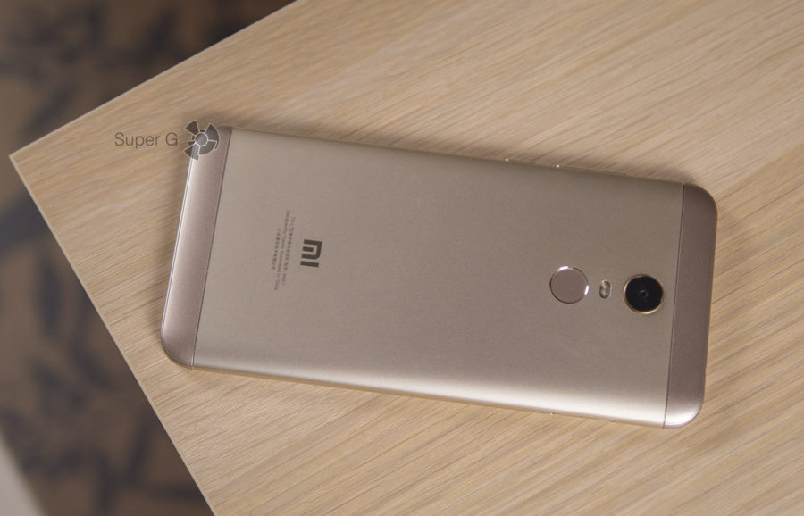 Xiaomi Redmi 5 Plus без чехла