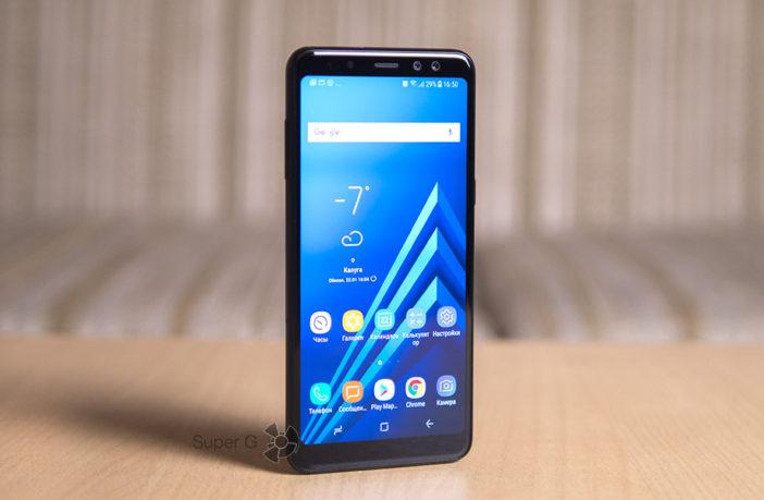 Обзор Samsung Galaxy A8 (2018) SM-A530F