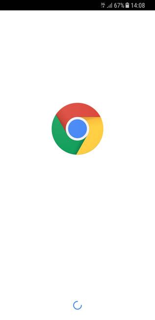 Chrome не грузится, так как Samsung Galaxy A8 (2018) теряет сеть, хотя подключение 3G есть