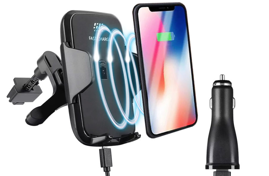 Siroflo F12 Wireless Charger for iPhone X