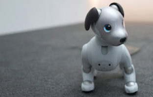 Sony Aibo 2018 Dog Toy CES 2018