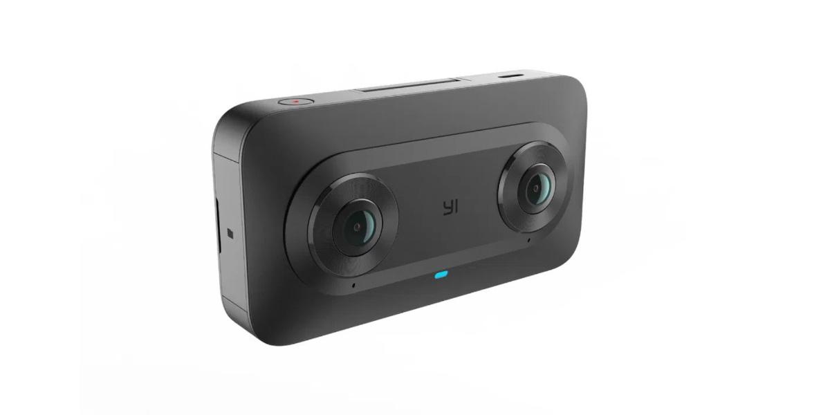 Yi Horizon VR180 характеристики
