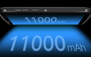 Сколько нужно времени, чтобы зарядить Oukitel K10?