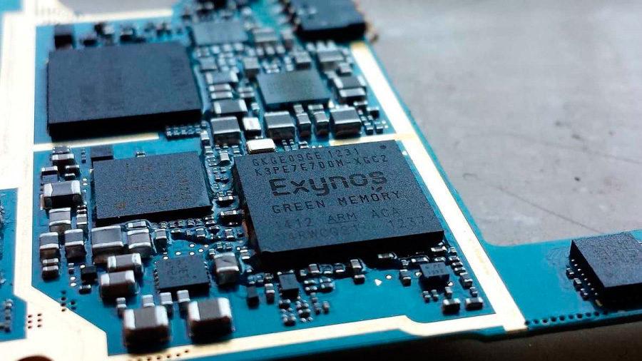 Samsung Exynos 7872 смартфоны