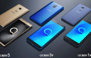 Alcatel Preview