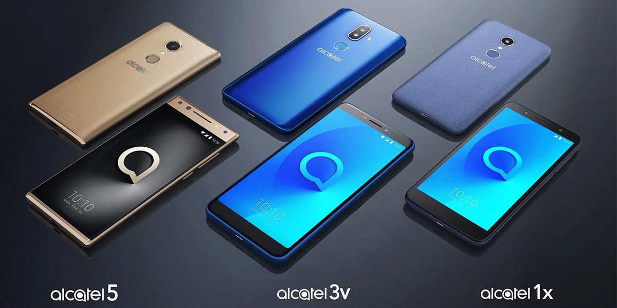 Alcatel Preview