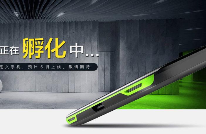Xiaomi Blackshark - игровой смартфон от Китайцев