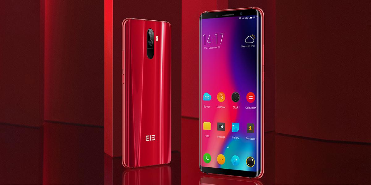 Elephone U - дорого и круто