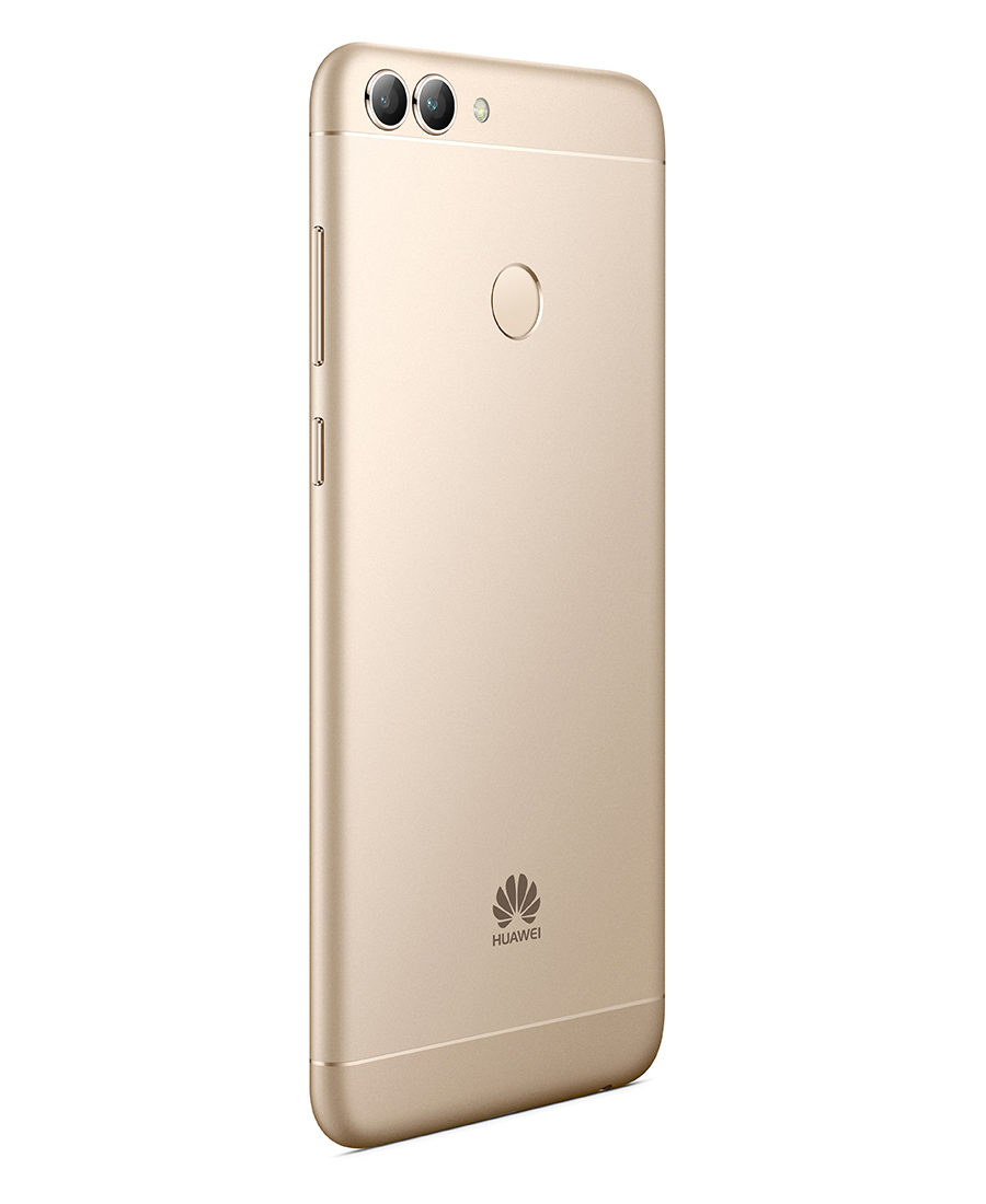 Huawei P smart золотой