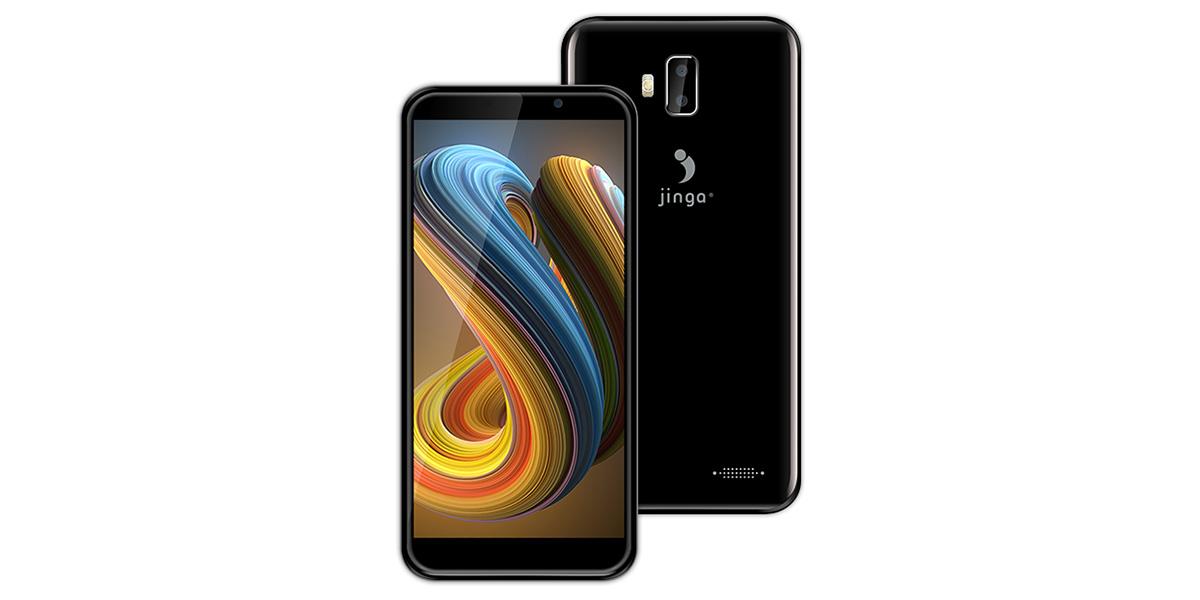Jinga Joy — смартфон с экраном 18:9 за 5 999 рублей