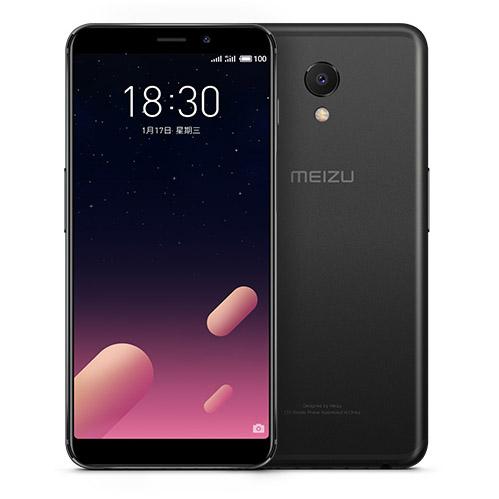 Meizu M6s черный