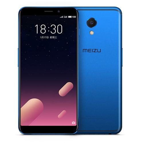 Meizu M6s синий