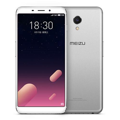 Meizu M6s белый или серебристый