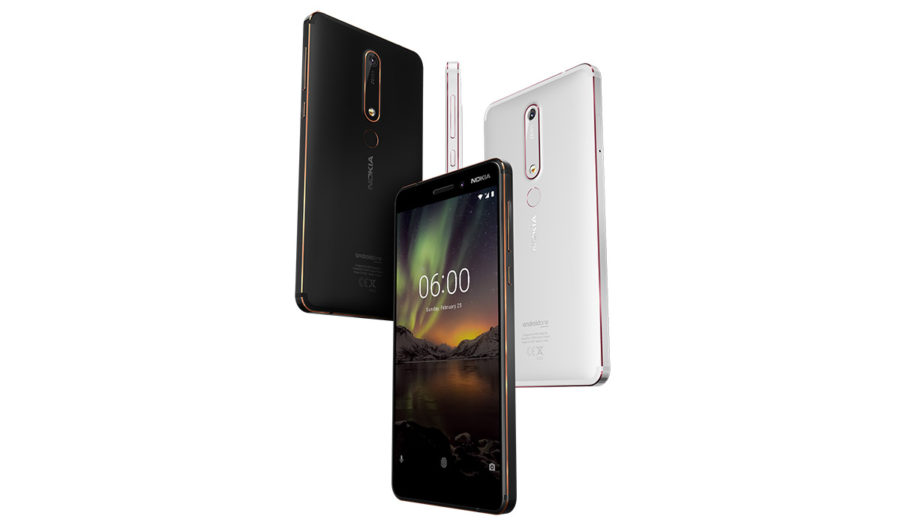 New Nokia 6 2018